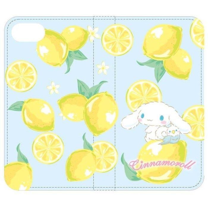 【iPhone8/7ケース】サンリオキャラクターズ 手帳型ケース シナモロール iPhone 8/7_0