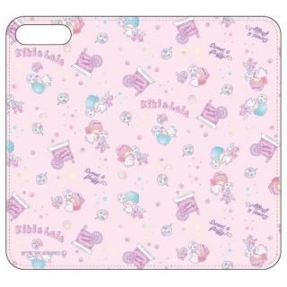 サンリオキャラクターズ 手帳型ケース キキ&ララ iPhone 8 Plus/7 Plus【9月下旬】