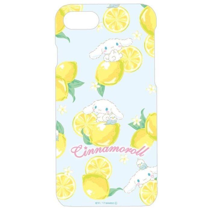 iPhone8/7/6s/6 ケース サンリオキャラクターズ ソフトケース シナモロール iPhone 8/7/6s/6_0