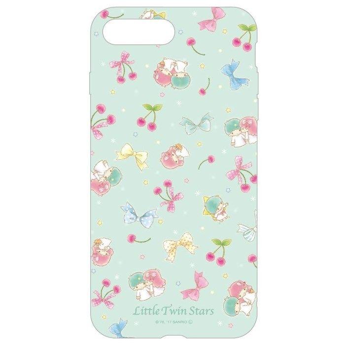 iPhone8 Plus/7 Plus ケース サンリオキャラクターズ ソフトケース キキ&ララ iPhone 8 Plus/7 Plus/6s Plus/6 Plus_0