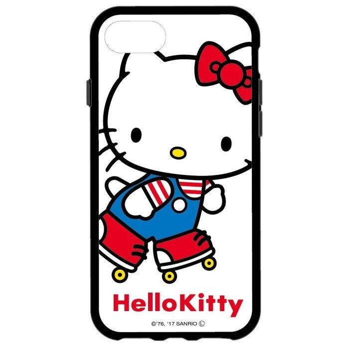 【iPhone8/7/6s/6ケース】サンリオキャラクターズ IIII fit ハローキティ iPhone 8/7/6s/6_0