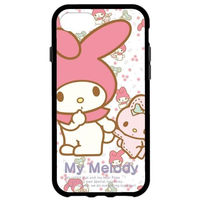 iPhone8/7/6s/6 ケース サンリオキャラクターズ IIII fit マイメロディ iPhone 8/7/6s/6_0