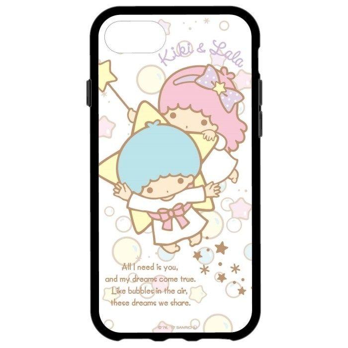 【iPhone8/7/6s/6ケース】サンリオキャラクターズ IIII fit キキ&ララ iPhone 8/7/6s/6_0