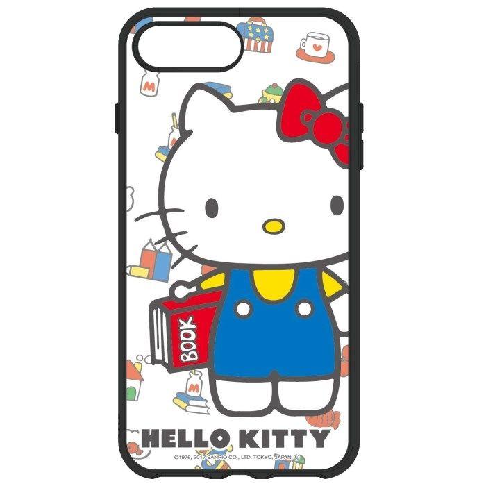 【iPhone8 Plus/7 Plusケース】サンリオキャラクターズ IIII fit ハローキティ iPhone 8 Plus/7 Plus/6s Plus/6 Plus_0