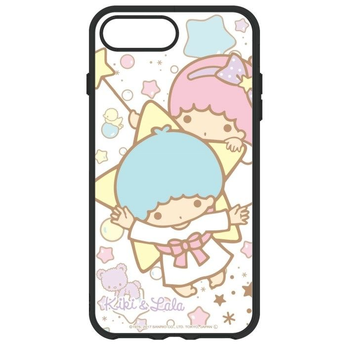 【iPhone8 Plus/7 Plusケース】サンリオキャラクターズ IIII fit キキ&ララ iPhone 8 Plus/7 Plus/6s Plus/6 Plus_0