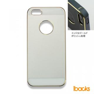 【iPhone SE/5s/5】ibacks Essence / ホワイト