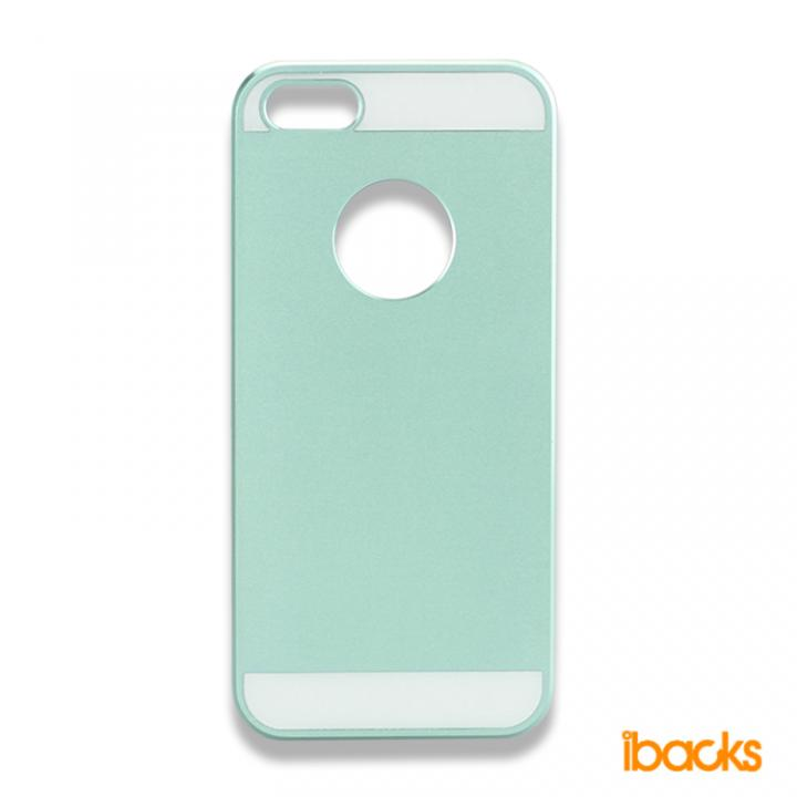iPhone SE/5s/5 ケース 【iPhone SE/5s/5】ibacks Essence / ライトブルー_0
