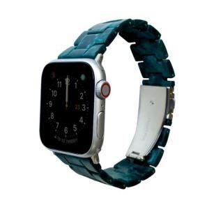 マーブル3連バンド スウィーティ Apple Watch 42/44mm グリーン