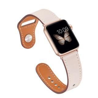 ピンバックル レザー Lite Apple Watch 42/44mm WH-RG
