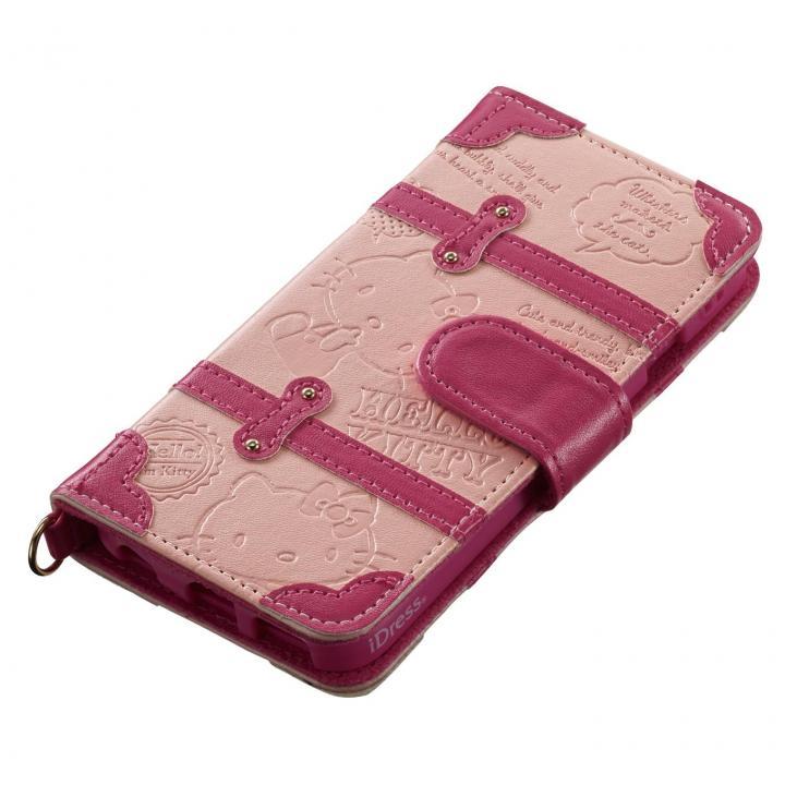 iDress トランク手帳型ケース ハローキティ iPhone 6s