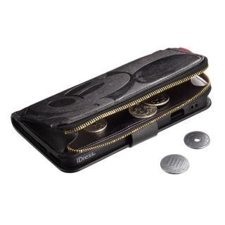 iDress iCoin コインケース付き手帳型ケース ミッキーマウス iPhone 6s