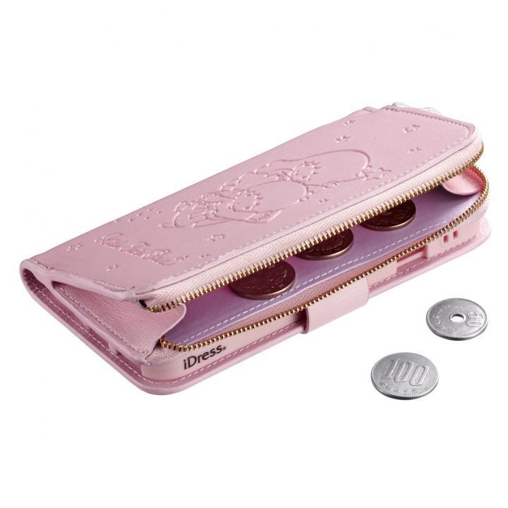 iPhone6s ケース iDress iCoin コインケース付き手帳型ケース リトルツインスターズ iPhone 6s_0