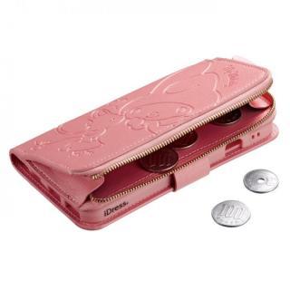 iDress iCoin コインケース付き手帳型ケース マイメロディ iPhone 6s