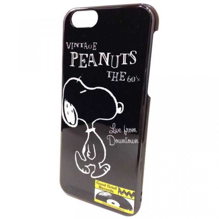 ピーナッツ ハードケース レコード iPhone 6ケース