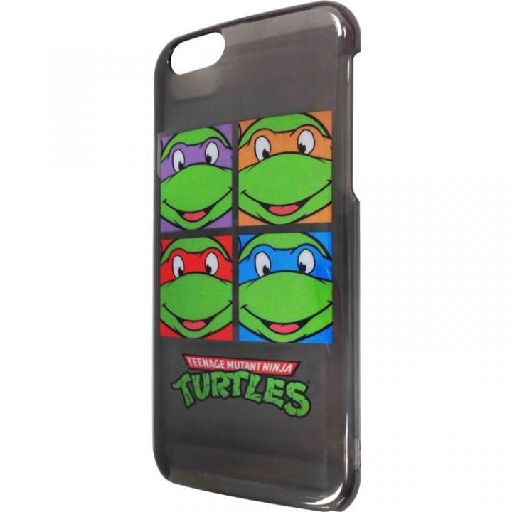 ミュータントタートルズ ハードケース スモーク iPhone 6ケース