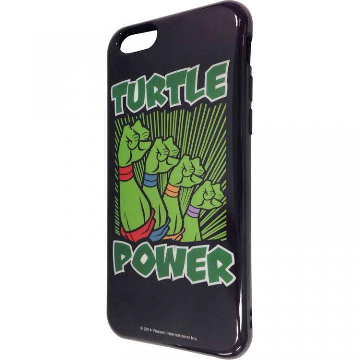 【iPhone6ケース】ミュータントタートルズ ソフトケース パワー iPhone 6ケース_0