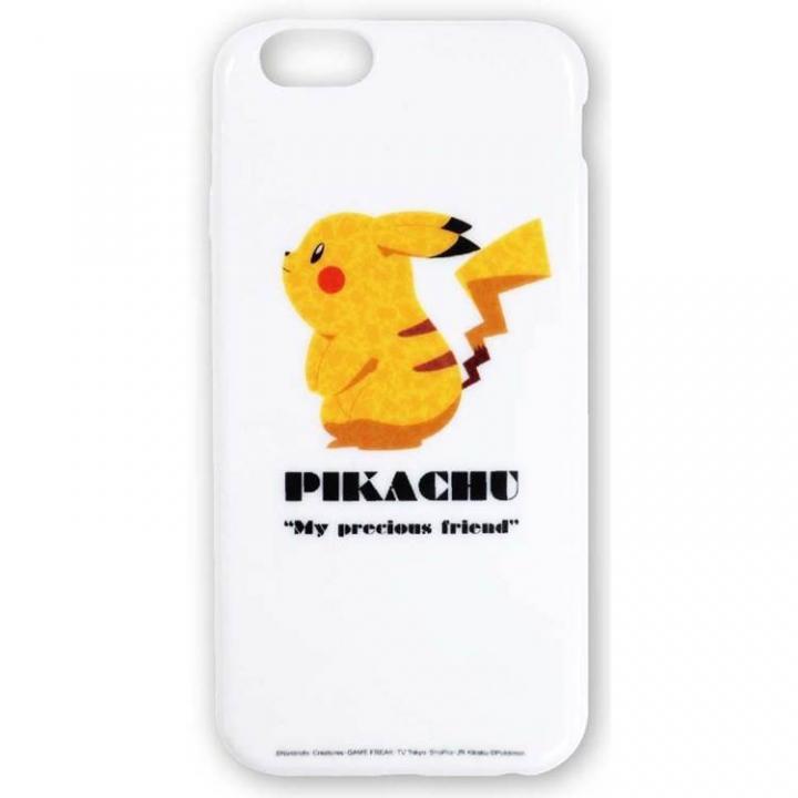 【iPhone6ケース】ポケットモンスター ソフトケース ピカチュウ iPhone 6_0
