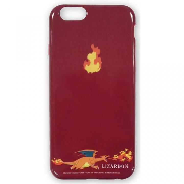 【iPhone6ケース】ポケットモンスター ソフトケース リザードン iPhone 6_0
