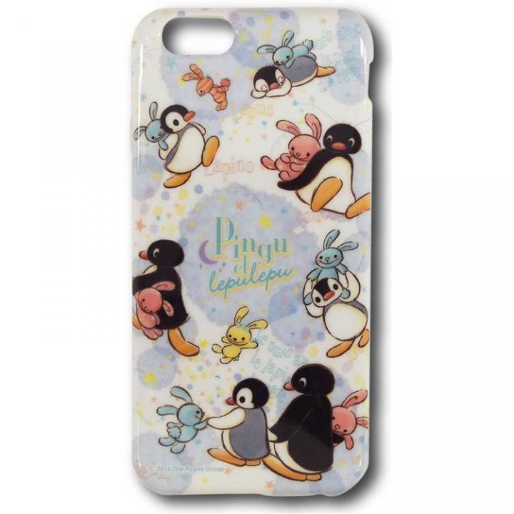 【iPhone6ケース】ピングー ソフトケース ルプルプ iPhone 6s/6ケース_0