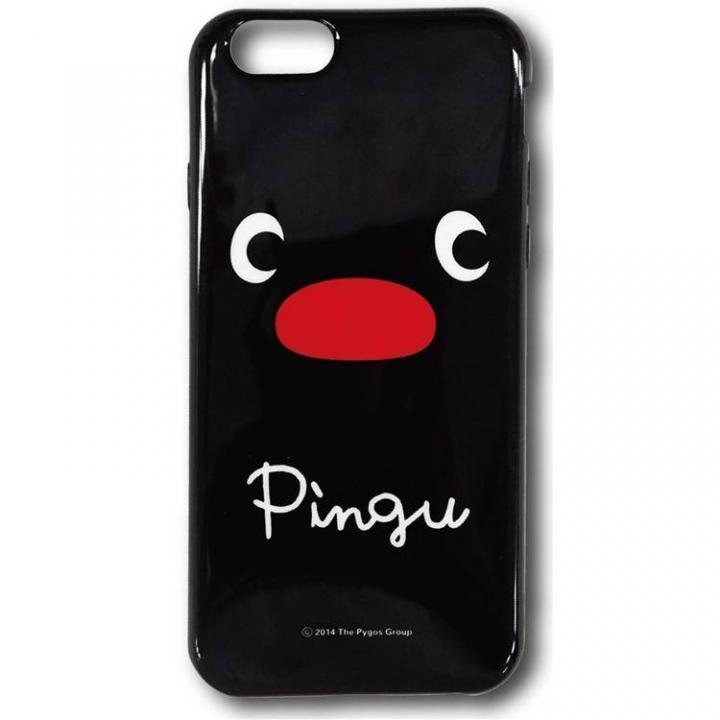 ピングー ソフトケース フェイス iPhone 6ケース