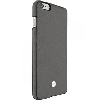 Just Mobile 本革ケース グレイ iPhone 6s Plus/6 Plus