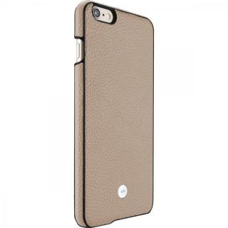 iPhone6s Plus/6 Plus ケース Just Mobile 本革ケース ベージュ iPhone 6s Plus/6 Plus