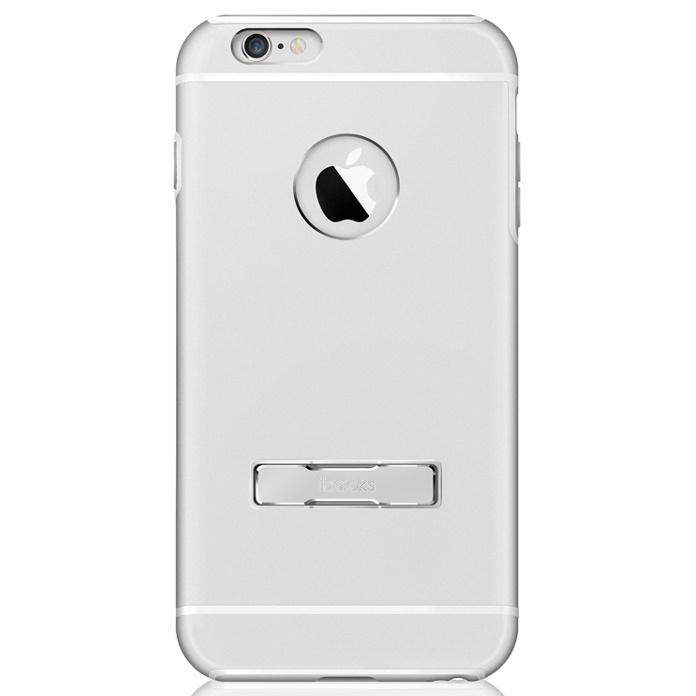iPhone6s/6 ケース 耐衝撃アルミケース ibacks Ares Armor-KS シルバー iPhone 6s/6_0