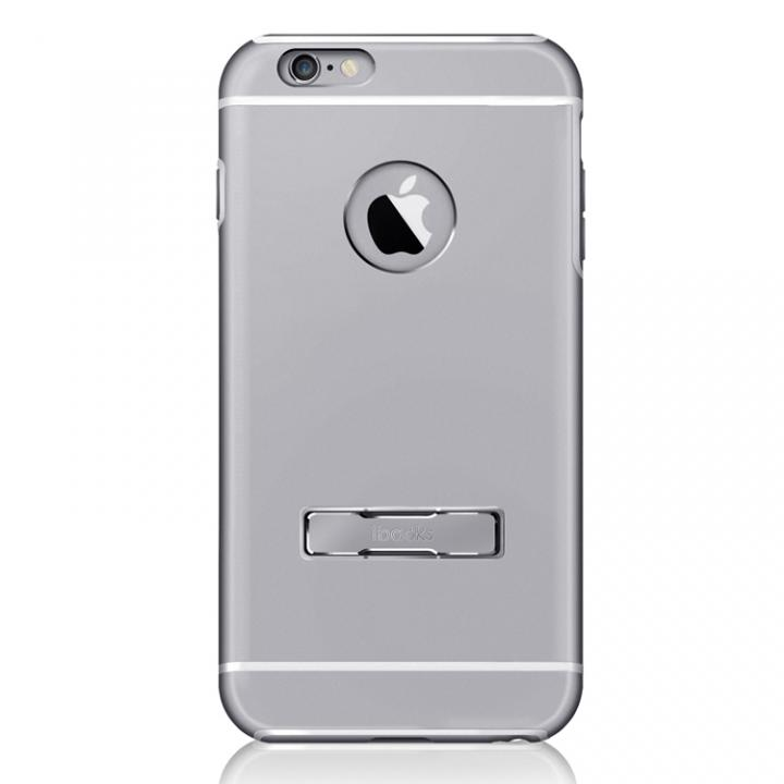 iPhone6s/6 ケース 耐衝撃アルミケース ibacks Ares Armor-KS スペースグレイ iPhone 6s/6_0