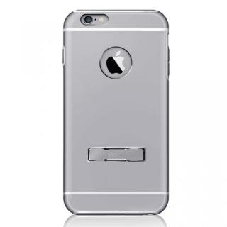 耐衝撃アルミケース ibacks Ares Armor-KS スペースグレイ iPhone 6s/6