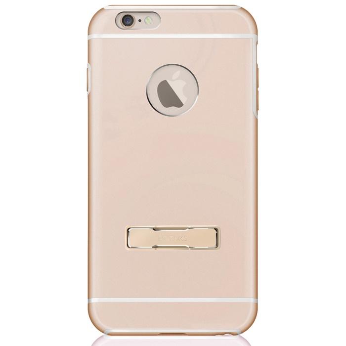 iPhone6s Plus/6 Plus ケース 耐衝撃アルミケース ibacks Ares Armor-KS ゴールド iPhone 6s Plus/6 Plus_0