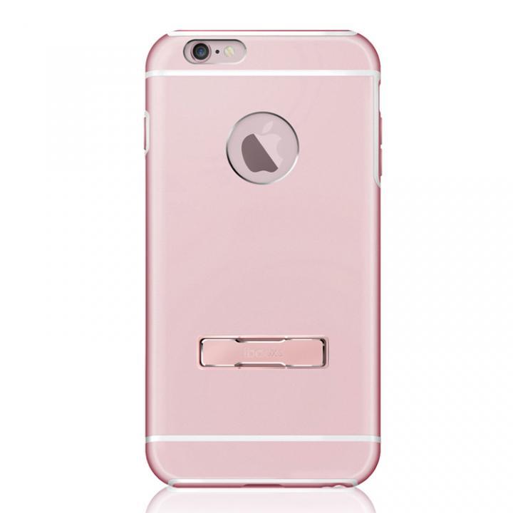 iPhone6s Plus/6 Plus ケース 耐衝撃アルミケース ibacks Ares Armor-KS ローズピンク iPhone 6s Plus/6 Plus_0