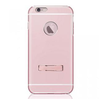 iPhone6s Plus/6 Plus ケース 耐衝撃アルミケース ibacks Ares Armor-KS ローズピンク iPhone 6s Plus/6 Plus