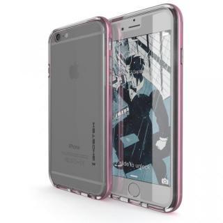 【iPhone6s/6ケース】強化ガラス付アルミケース Ghostek Cloak ローズピンク iPhone 6s/6