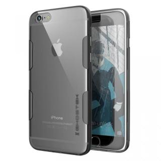 【iPhone6s Plus/6 Plusケース】強化ガラス付アルミケース Ghostek Cloak スペースグレイ iPhone 6s Plus/6 Plus