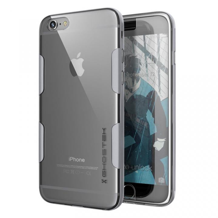 iPhone6s Plus/6 Plus ケース 強化ガラス付アルミケース Ghostek Cloak シルバー iPhone 6s Plus/6 Plus_0