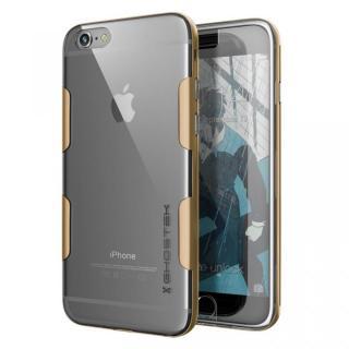 強化ガラス付アルミケース Ghostek Cloak ゴールド iPhone 6s Plus/6 Plus