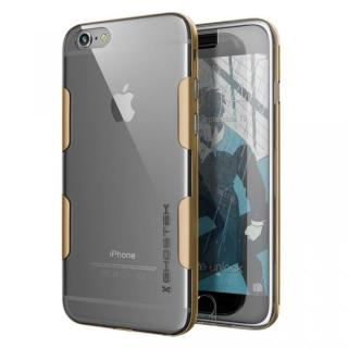 【iPhone6s Plus/6 Plusケース】強化ガラス付アルミケース Ghostek Cloak ゴールド iPhone 6s Plus/6 Plus