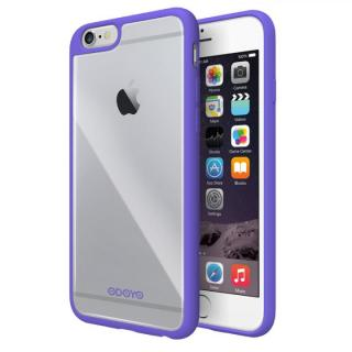 iPhone6s Plus/6 Plus ケース ODOYO Grip Edge TPUケース パープル iPhone 6s Plus/6 Plus