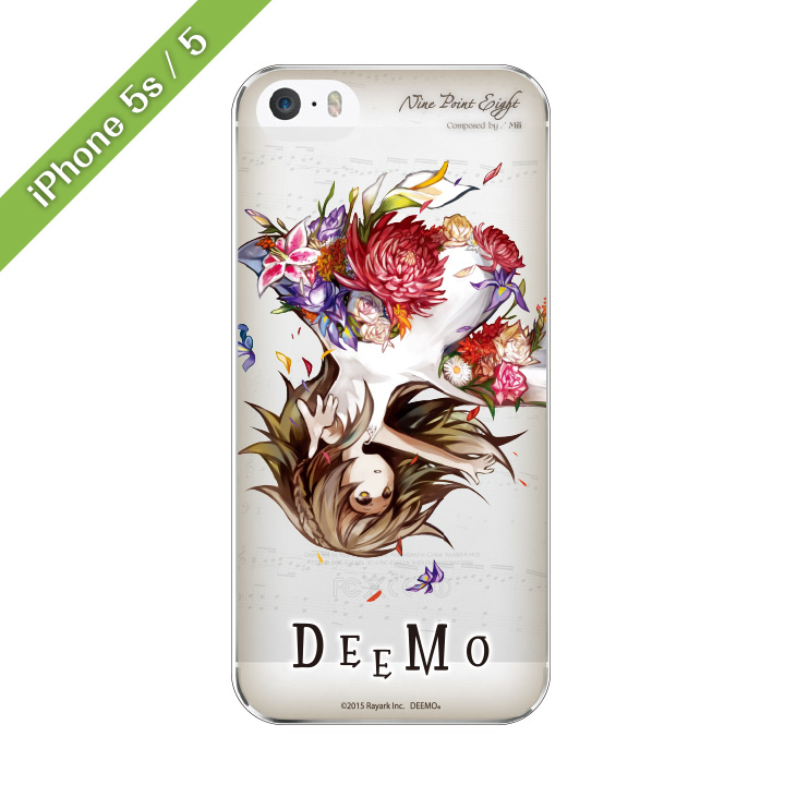 iPhone SE/5s/5 DEEMO Nine point eight  iPhone SE/5s/5_0