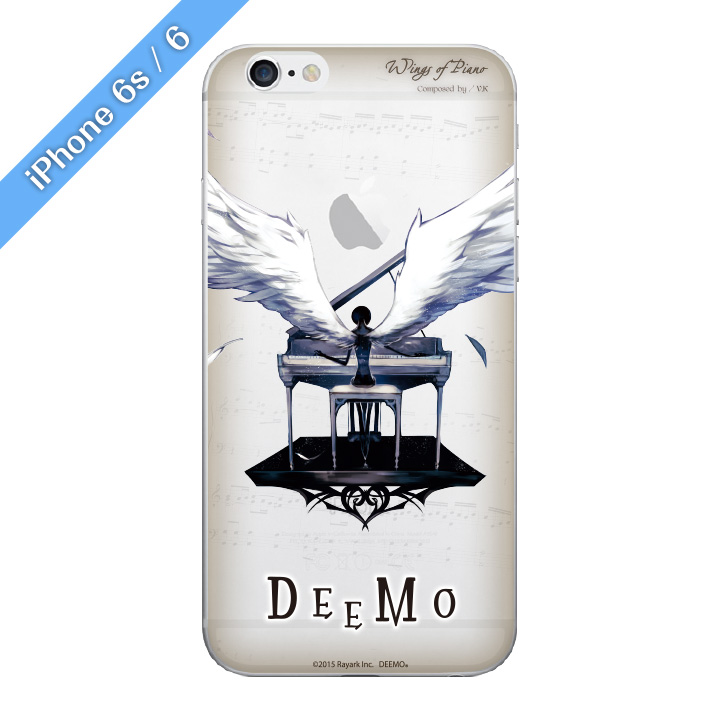 【iPhone6s/6】DEEMO Wings of piano  iPhone 6s/6_0