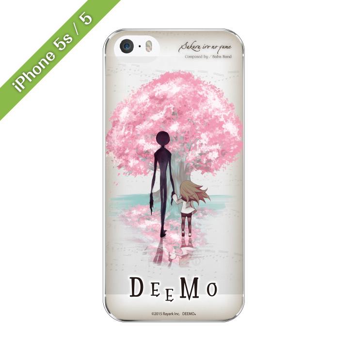 [2018バレンタイン特価]DEEMO Sakura iro no yume  iPhone SE/5s/5