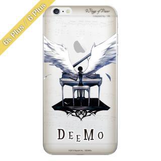 [2018新生活応援特価]DEEMO Wings of piano  iPhone 6s Plus/6 Plus