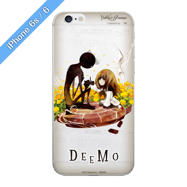 [2017年歳末特価]DEEMO YUBIKIRI-GENMAN  iPhone 6s/6