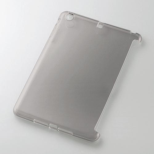 TPUソフトケース スマートカバー対応 ブラック iPad mini 4