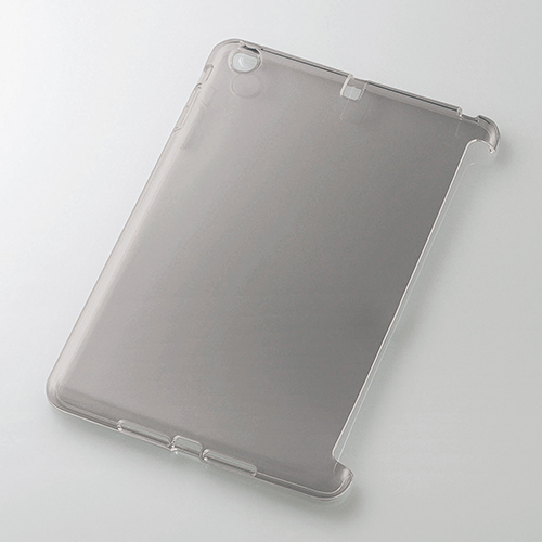 TPUソフトケース スマートカバー対応 ブラック iPad mini 4_0