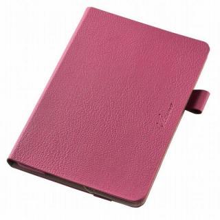 360度回転スタンド ソフトレザーケース ピンク iPad mini 4