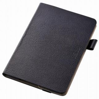 360度回転スタンド ソフトレザーケース ブルー iPad mini 4