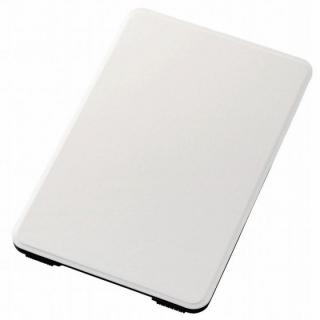 オールアングルスタンド ソフトレザーケース ホワイト iPad mini 4