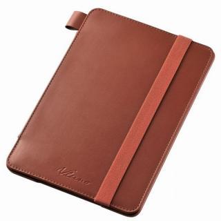 4アングルスタンド ソフトレザーケース ブラウン iPad mini 4