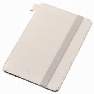 4アングルスタンド ソフトレザーケース ホワイト iPad mini 4
